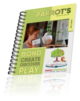 Ultimate Parrot Lesson book